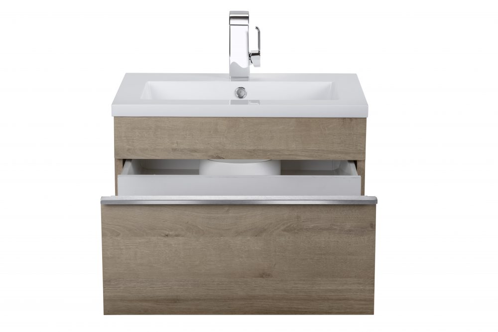 24 Quot 2 Drawer Wall Hung Vanity Trough Cutler Kitchen Amp Bath