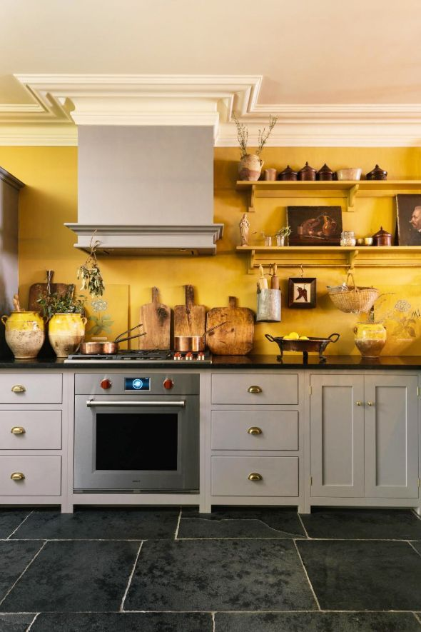 These Are Our 43 Favorite Kitchen Paint Colors   Cutler ...